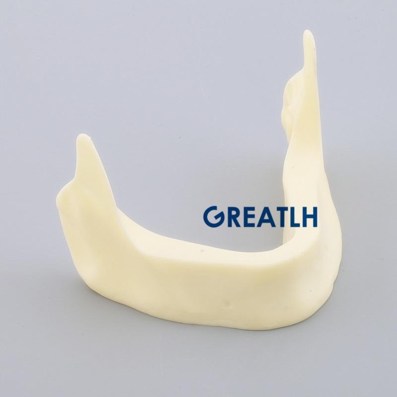 Модель зубной нижней челюсти для имплантатов Модель зубов M2025 кость как зубной имплантат Pratise модель