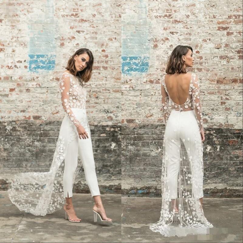 Traje de estudio Ashi 2020 vestidos de graduación con traje blanco cuello alto dos piezas vestido de noche personalizado hecho pantalón traje