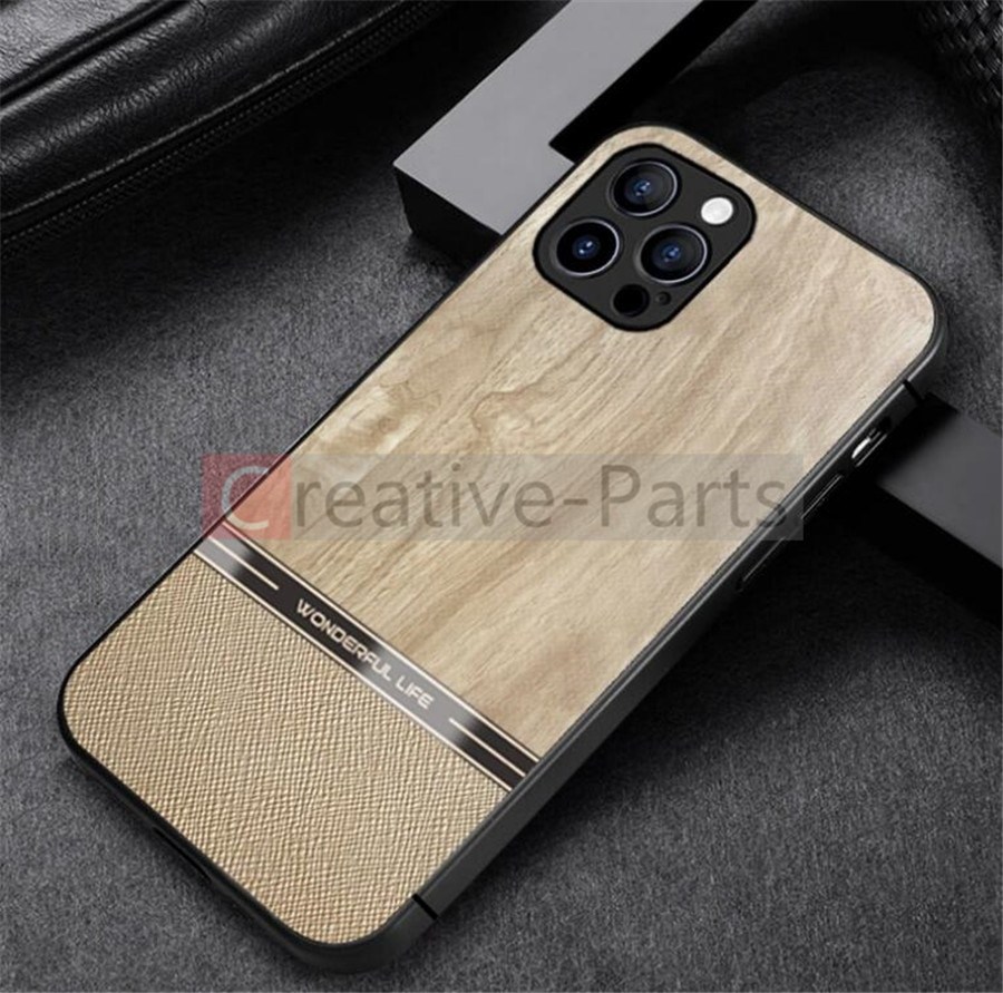 iPhone 12 Pro Max Wooden Case 13