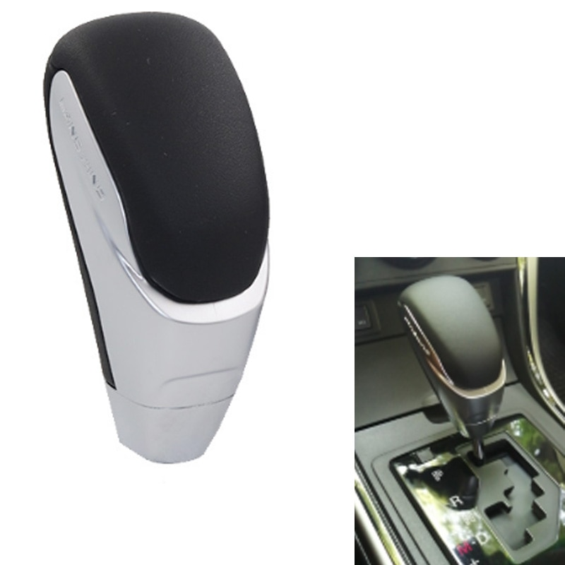 Automático Car Deslocamento de Engrenagem Knob Vara Alavanca de Cabeça para Mazda 3 5 6 8 para MX-5 para CX-5 CX-7 CX-9 couro genuíno