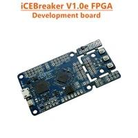 icebreaker v1 0e fpga digital development board graphical programming easily run risc v