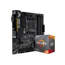 Perfekte Kombination AMD RYZEN R5 3500X CPU Prozessor 6 Core 6 Gewinde Mit ASUS TUF B450M-PRO GAMING Motherboard