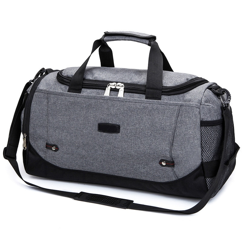 Saco de desporto saco de ginásio de treinamento homens mulher sacos de fitness durável multifuncional bolsa ao ar livre sporting tote para masculino bolsa de viagem