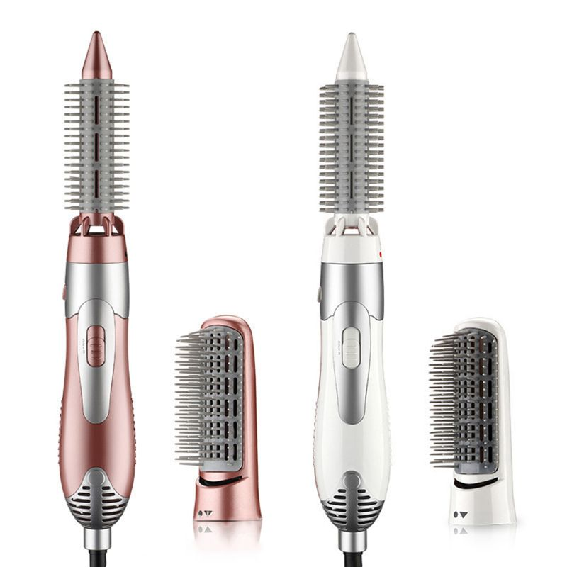 220-240V Electric Hair Curling Irons Styler Hair Blow Dryer Machine Brush Comb Straightener Curler Styling Tool enlarge