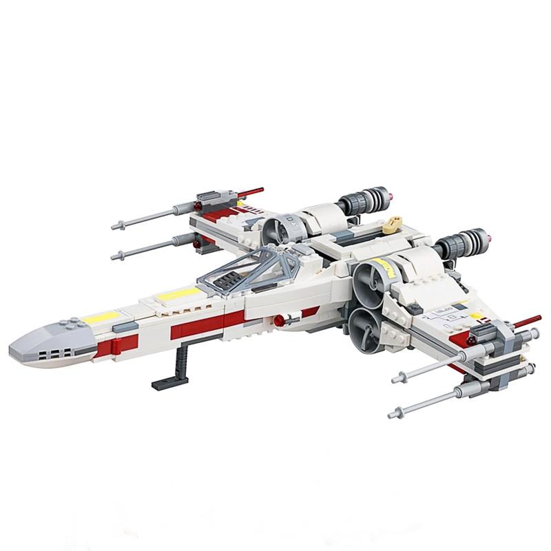 construccion-del-caza-de-star-wars-para-ninos-05145-ala-x-corbata-con-estrellas-bloques-de-construccion-plan-de-star-wars-juguete