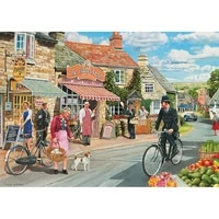 5d diy diamond painting full squareround drill town landscape 3d rhinestone embroidery cross stitch gift home decor