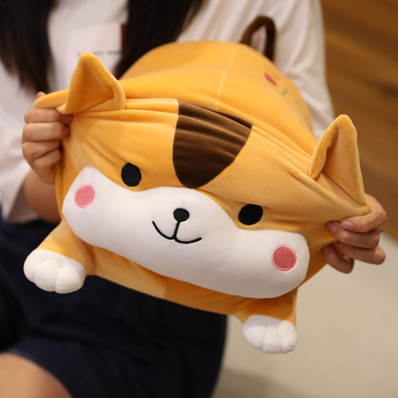 Nice 1PC 60cm/90CM Hamster Mouse Plush Toy Squirrel Animal Soft Plush Doll Kids Baby Toy Mouse Pillow Birthday Gift for Children