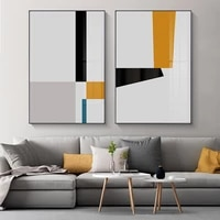 minimalist abstract wall art gallery scandinavia canvas painting posters and prints picture for living room entrance home decor