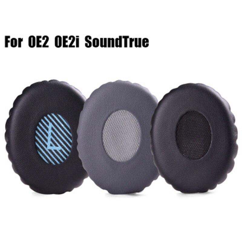 Almohadillas de espuma de memoria de repuesto para auriculares Bose SoundLink en auriculares SoundTrue On-Ear estilo OE2 OE2i