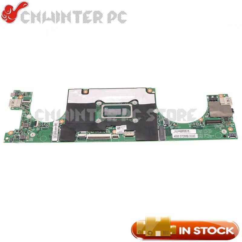 NOKOTION LS710 MB 15238-1 448.07D05.0011 5B20L46925 لينوفو ايديا باد 710S-13ISK اللوحة الأم SR2JB i7-6560U 16GB RAM
