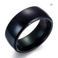 Venta caliente diseño de moda anillo inteligente dispositivo portátil NFC anillo mágico resistente al agua hombres mujeres anillo joyería