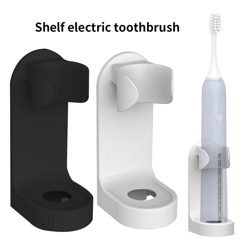 Electric Toothbrush Holder Traceless Toothbrush Stand Rack Wall-Mounted Bathroom Electric Toothbrush Holder electric toothbrush holder toothbrush holder toothbrush holder storage rack wall mounted bathroom rack toothbrush holder 13mm