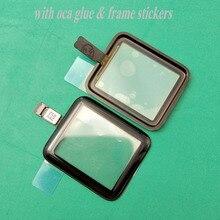 Original 38mm 42mm Touch Screen Digitizer Glass Lens Panel For Apple Watch series 2 Series 3 38mm 42mm TouchScreen Repiar parts