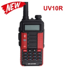 Talkie-walkie professionnel Baofeng UV 10R 10km 128 canaux VHF UHF double bande bidirectionnelle CB jambon Radio Baofeng UV-10R