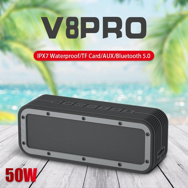 50w Altavoz Bluetooth portátil Caixa De Som Portatil altavoces bluetooth parlante altavoz...