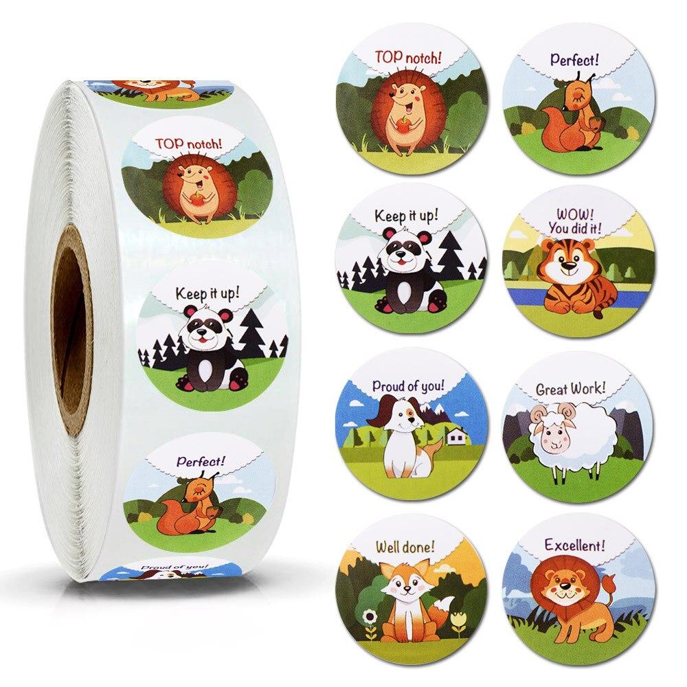 500-uds-rollo-forma-animal-pegatinas-para-los-estudiantes-para-ninos-chico-embalaje-al-por-mayor-educativos-pegatinas-para-ninos-etiqueta-adhesiva