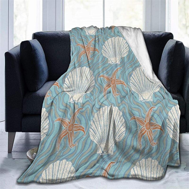 بطانية رمي خضراء كبيرة الحجم نافاجو كوبري كامارا مطبوعة ثلاثية الأبعاد حسب الطلب Sherpa مريحة للغاية للأريكة لحاف رقيق