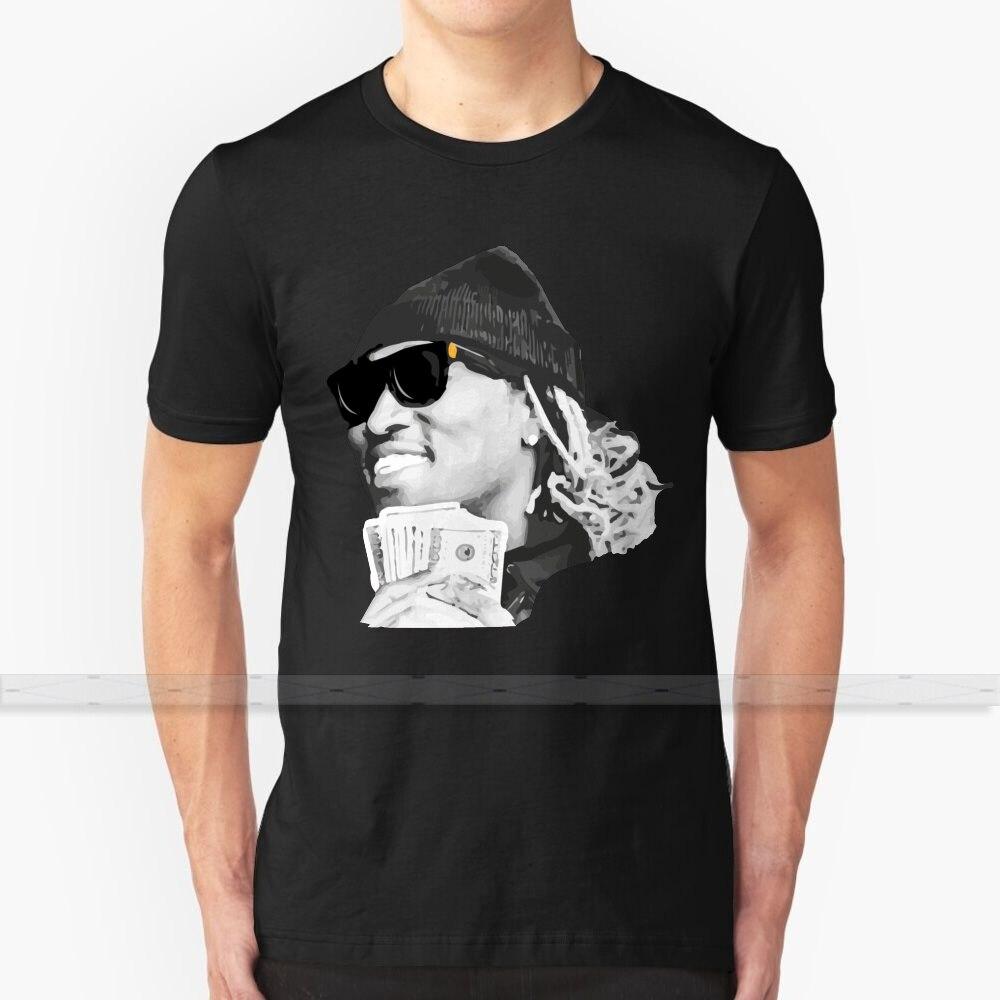 Future para hombres mujeres camiseta Tops verano algodón Camisetas talla grande S - 6XL Future Rapper What A Time To Be Alive Drake Hip Hop