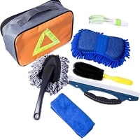 7pcs car wash tool car cleaning products car wash cleaning kit car cleaning supplies with gift bag auto styling tool kits