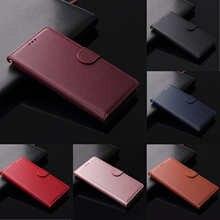 Кожаный чехол-бумажник с откидной крышкой для Xiaomi Redmi Note 9 8T 8 7 6 5 4 Pro 9s 9 9A 9C 8 8A 7 7A 6A 5A 4X 5 Plus Funda POCO X3 F1