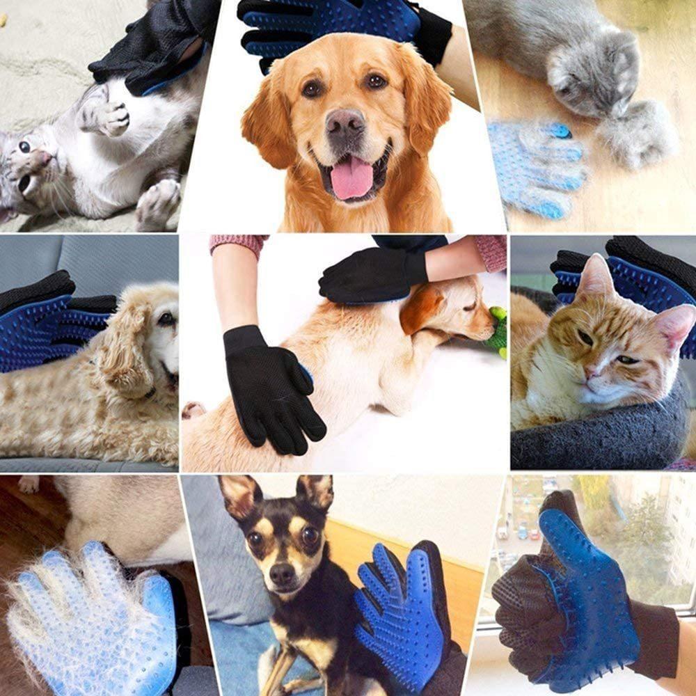 Ръкавица за грижа за котки за котки - Продукти за домашни любимци - Снимка 2