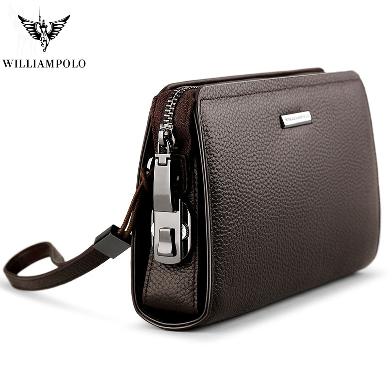 mens wallet leather genuine coin pocket long zipper coin purse for men clutch business Male Wallet Large men Wallets недорого