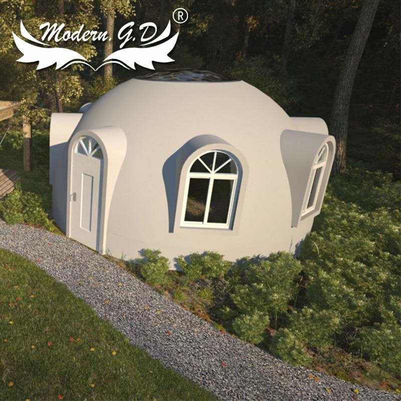 Eps Dome Modulaire Structuur Speediness Huis Voor Farm