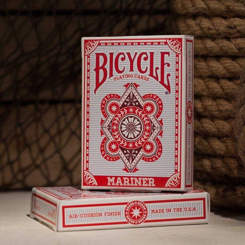 Hui qi Poker bicicleta Marinero marinero bicicleta jugando a las cartas de América original producto importación PYer tarjetas