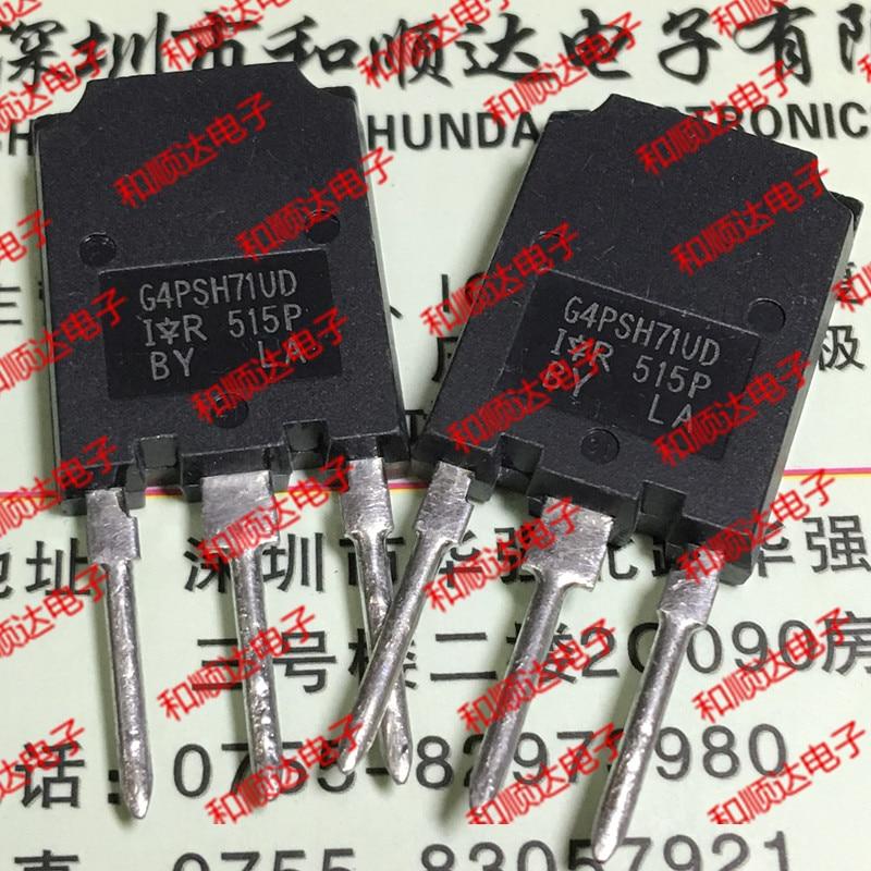 10 قطعة/الوحدة G4PSH71UD IRG4PSH71UD العلامة التجارية جديد الأصلي بقعة IGBT 1200V 50A