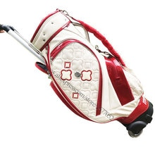 Neue Golf tasche PU Maruman Majestät Golf clubs tasche in wahl 9. zoll Golf Standard Tasche Standard Ball Paket Cooyute Freies verschiffen