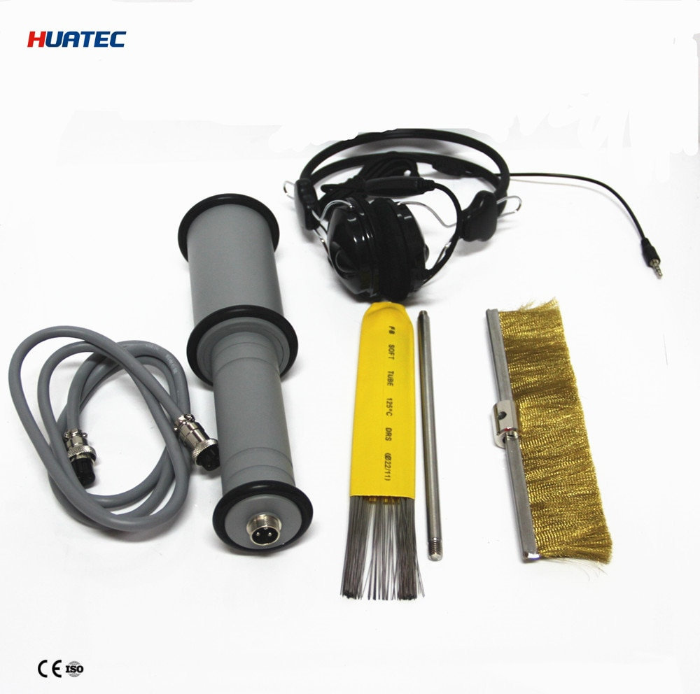 HD-103 High voltage Pinhole Coated Oil Leak Holiday Detector enlarge