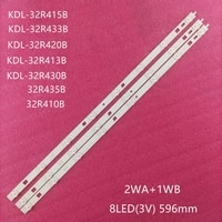 led strip for sony 32 tv lg innotek 32inch wxga ndsoem wawb type rev0 0 kdl 32r430b kdl 32r413b kdl 32r433 kdl 32r420b