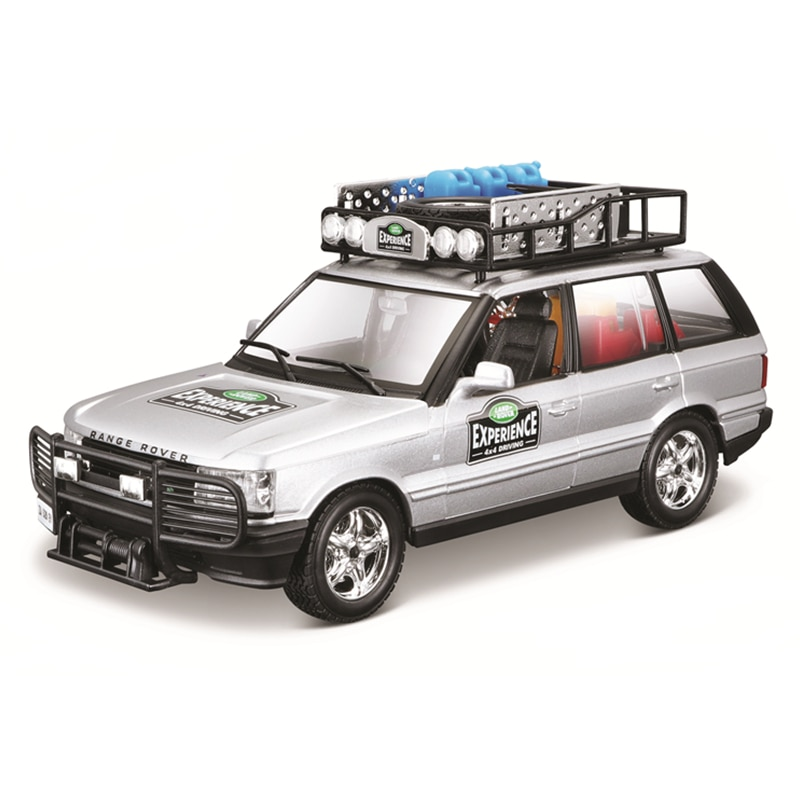 Bburago 1:24 Scale Range Rover alloy racing car  Alloy Luxury Vehicle Diecast Cars Model Toy Collection Gift alloy diecast model trucks transport 1 50 engineering car vehicle scale truck collection gift toy