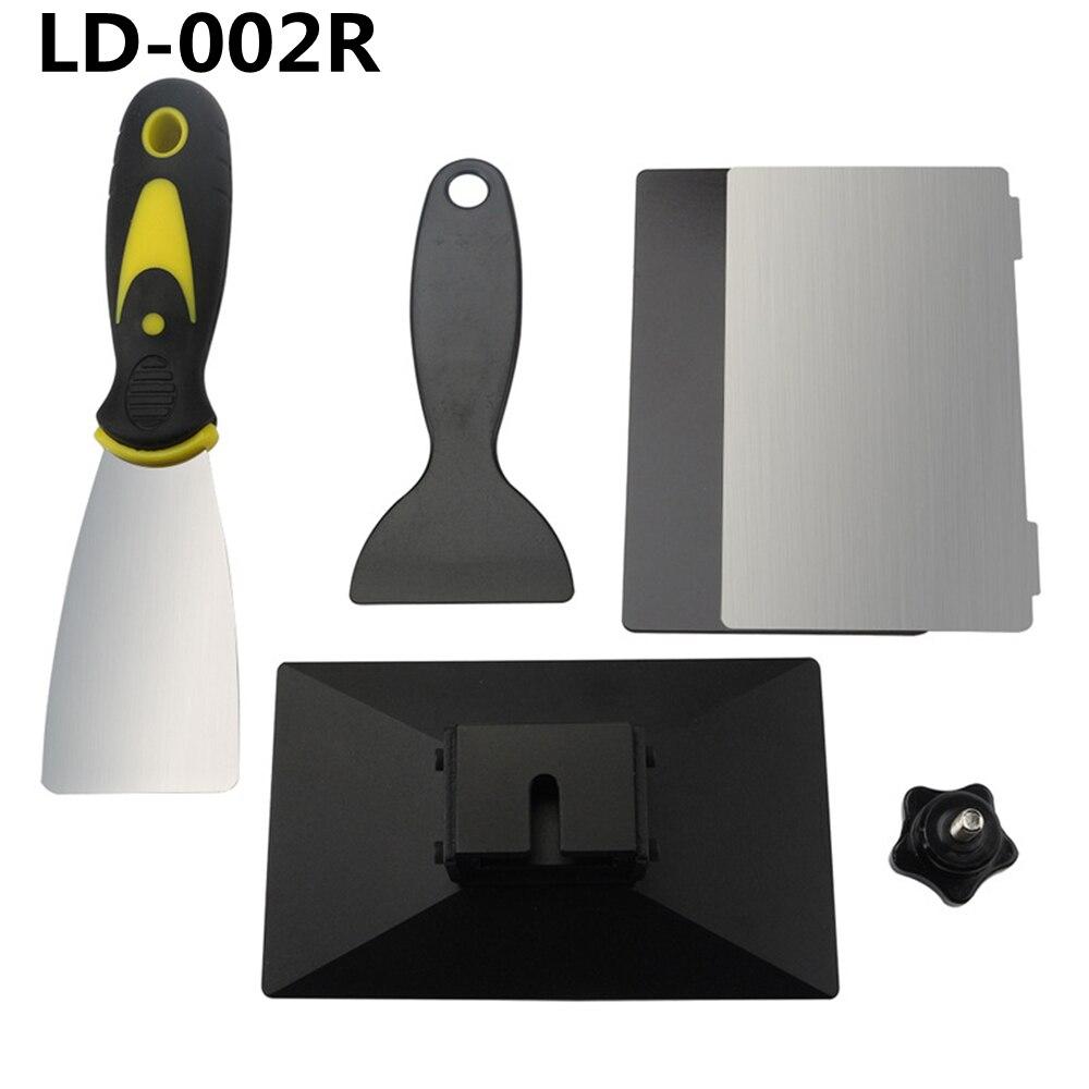 رفع منصة الطباعة ثلاثية الأبعاد LD-002R الفوتون الأشعة فوق البنفسجية ثلاثية الأبعاد مكونات الطباعة Hotbed ل LD-002R الراتنج LCD SLA لتقوم بها بنفسك أجزاء...