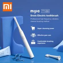 XIAOMI MIJIA Sonic spazzolino elettrico Cordless USB ricaricabile spazzolino da denti automatico ad ultrasuoni impermeabile