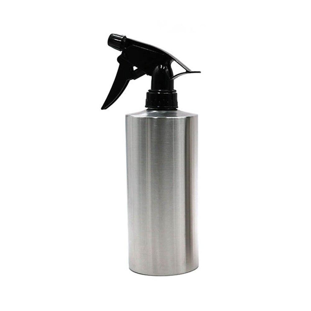 Planta casa rega pode garrafa ferramentas de jardinagem prático spray de aço inoxidável durável aspersão pote flor irrigação portátil