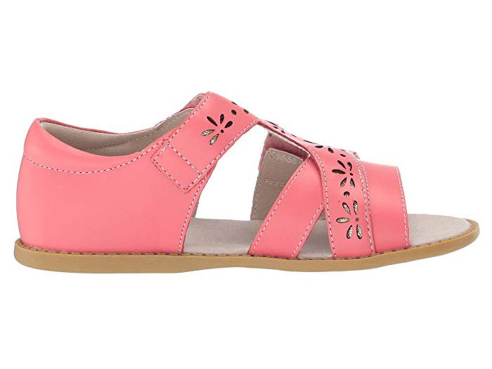 Kids Leather Summer Shoes For Girls Flower Casual Children Low Heel enlarge