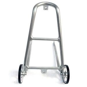 Задняя стойка для велосипеда из алюминиевого сплава для Бромптона с легкими колесами, велосипедный держатель, багажная полка, велосипедные аксессуары