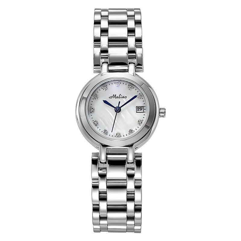 Superior de Luxo Relógio de Quartzo à Prova Marca Relógios Femininos Elegante Dmonágua Montre Femme Moda Senhoras Relógio Feminino