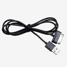 USB 3.0 Data Sync Cabo De Carregamento Rápido para Huawei Mediapad FHD 10 Tablet Carregador Cabo de Alta Qualidade Cabo De Carregamento Preto 1M