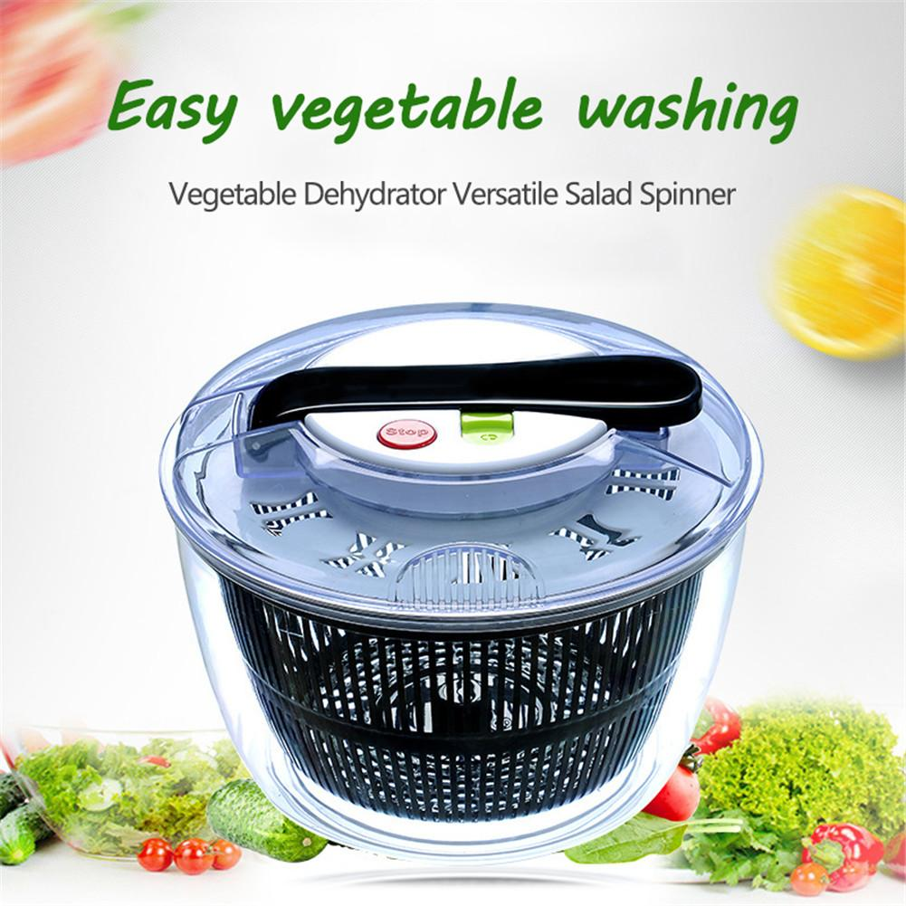 Gemüse Dörr Vielseitig Salat Spinner Große-kapazität Obst Waschen Becken Drain Korb