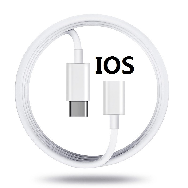Cable USB de carga rápida para iPhone, Cable de carga rápida para...