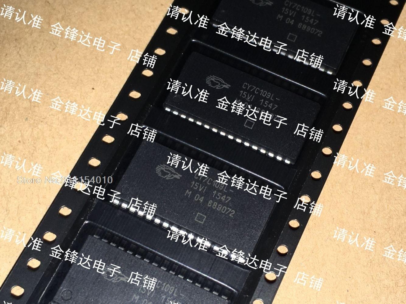 CY7C109D-10VXI / B-15VI / B-15VXC / BN-15VI / L-15VI