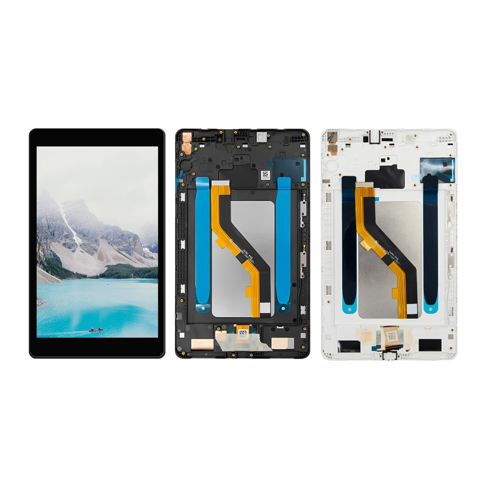 Prueba de 8 pulgadas para Samsung Galaxy Tab 8,0 2019 SM-T290 SM-T295 T290 T295 pantalla táctil LCD pantalla digitalizador de vidrio + ASAMBLEA DE