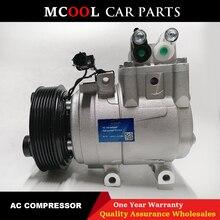 ASSY automatique de compresseur à ca pour le climatiseur automatique de compresseur à ca de matrice daccent GETZ de HYUNDAI