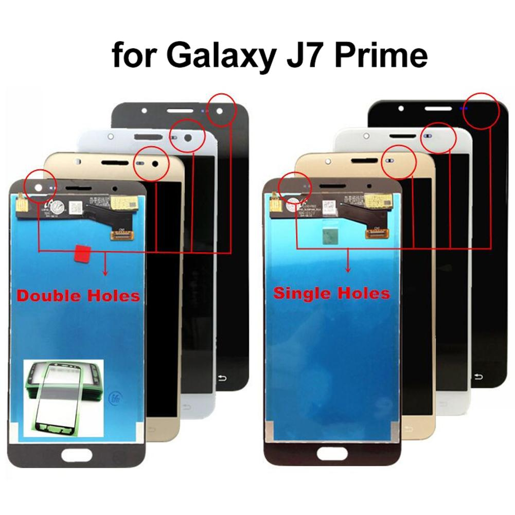 Дигитайзер сенсорного ЖК-экрана для samsung Galaxy J7 Prime 2016 G610 G6100 G610F