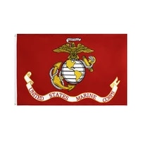 3 by 5 ft polyester united states of american army usmc marine corps flag