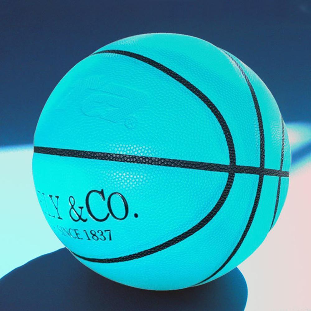 Кожаный баскетбольный мяч с иглой, баскетбольный мяч, Новый мяч для баскетбола, 7 размеров для улицы и помещений, баскетбольный мяч из искусс...
