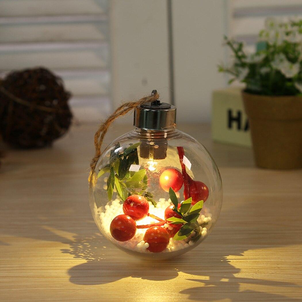 С теплсветильник Том, Рождественский шар, украшение для елки, рождественский подарок, декор для свадьбы, вечеринки, рождественская елка, укр...