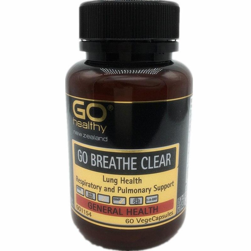 Frete grátis qingfei cápsula nevoeiro max estrela 60 cápsulas para proteger a saúde do pulmão